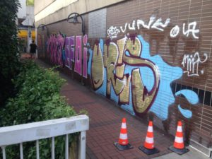 Usuwanie Graffiti Bielsko-Biała