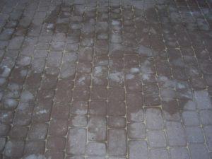 Czyszczenie kostki Wieliczka